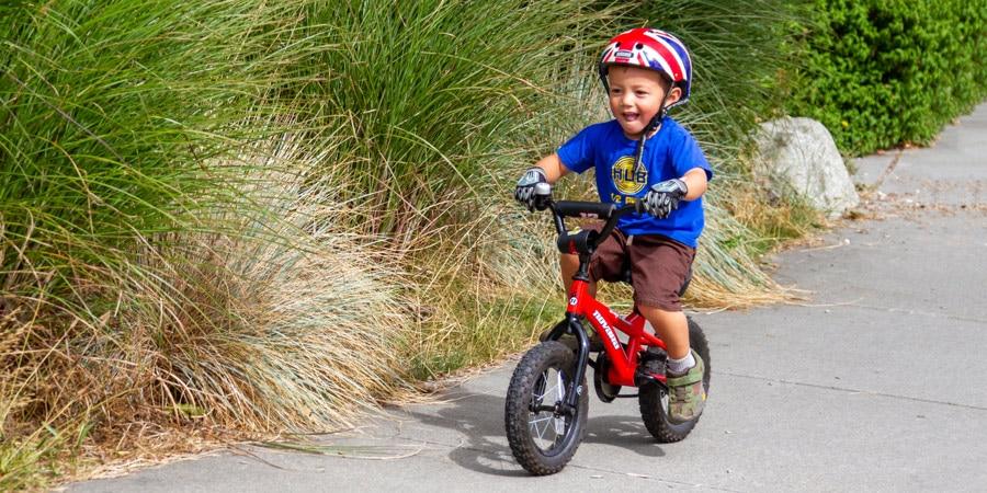 Proč, kdy a jak má dítě začít s cyklistikou